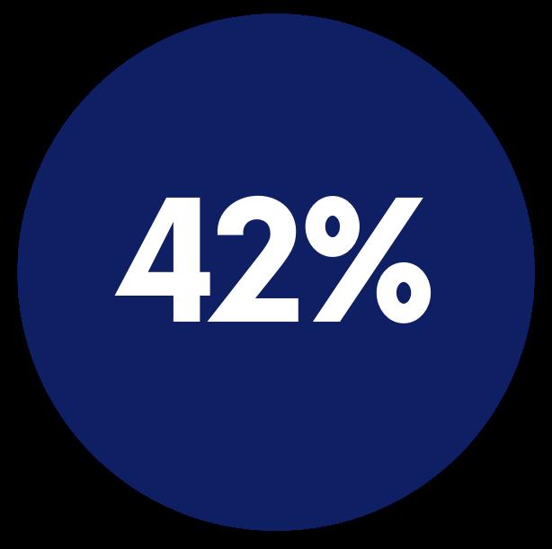 logo 42%