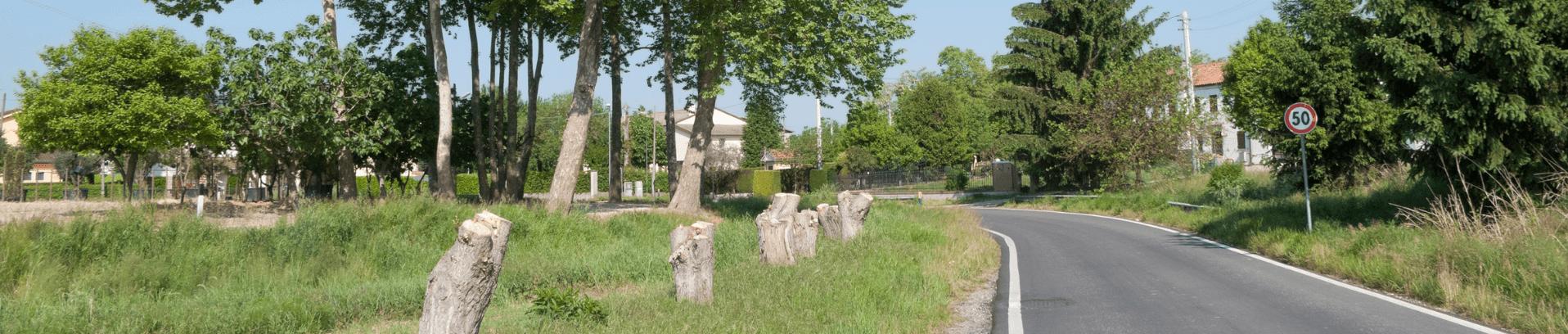 Route village